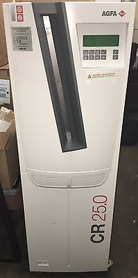 Agfa Cr 25 With Nx Workstation 2005