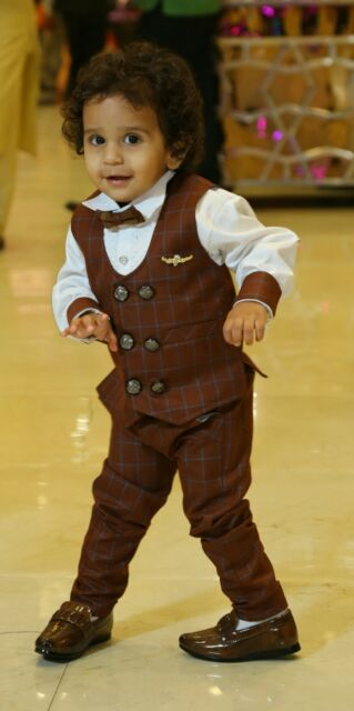 ff1dc2c5b6b1 Boys special occasion suit and formal shoes