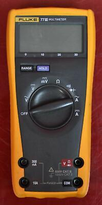 Fluke 77iii Multimeter