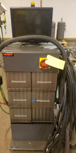 2005 Husky  Altanium 72 zone Hot Runner Controller, Model X-F-72-MTX