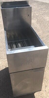 Dean Value Gas Fryer - Commercial Fryers - Sr42g Used
