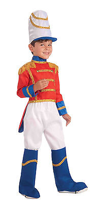 Toy Soldier - Child Costume - Christmas / X-Mas - Boys Toy Soldier Costume