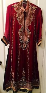 Brand new NEVER worn custom heavy formal outfit