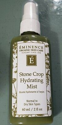 EMINENCE ORGANIC Stone Crop Hydrating Mist 2oz Dlx Travel