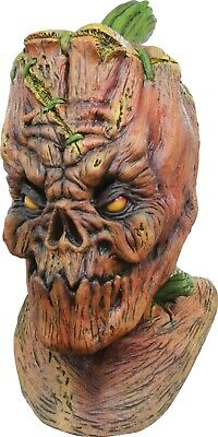 Halloween SCARY PUMPKENSTEIN MONSTER Horror High-Quality Latex Deluxe Mask