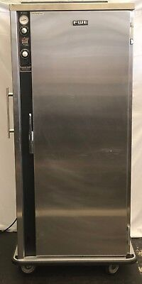 Used Fwe Phu-12 Mobile Proofer Heater Cabinet 12 Universal Tray Slides
