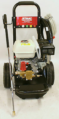 Honda GP 200 Petrol Pressure washer with3000 psi 10 Litre Axial Pump