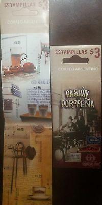 O ) 1999 Argentinien,Kostüm - Mug-Giralda Dairy-Two GLASSES-M ¿ Homero Manzi
