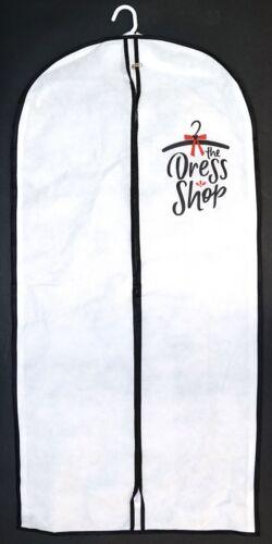 New Disney Parks The Dress Shop Zippered Dress Dust Cover Garment Bag