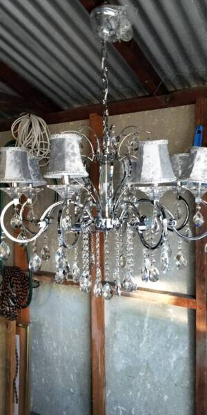 Chandeliers for sale new ceiling lights gumtree australia inner chandeliers for sale new sydney city inner sydney image 2 aloadofball Choice Image