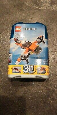 LEGO Creator #5762 Mini Plane Speed Boat 3-in-1 New