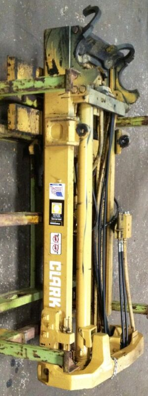 "4775m1026 Upright Mast Clark Over All Height 79 1/2""  Lift Height 188"" 4775m1026"