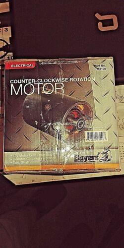 buyers counter rotating motor m3100 12 v0lt