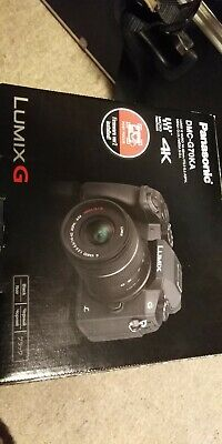 Panasonic Lumix DMC-G70 16.0MP Digitalkamera - + 14-42 kit lens - 4k video