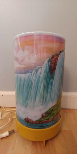 L.A. Goodman 1956 Niagara Falls Motion Lamp Excellent Shape!