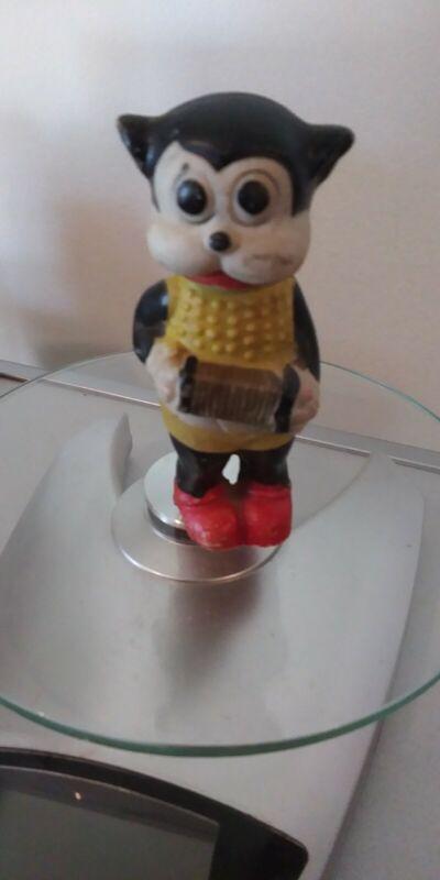 * Bimbo Dog Frozen Charlotte Bisque Betty Boop Band Figurine Fleischer Studio FS