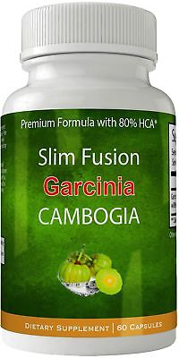 Slim Fusion Garcinia Cambogia Weight Loss | Slim Fusion Extract Garcinia Pill...