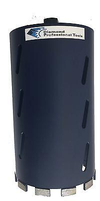 5-12 Laser Welded Dry Diamond Core Drill Bit For Concreteasphalt 11 Length