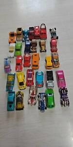 VINTAGE BULK LOT MATCHBOX @ HOT WHEELS  CARS
