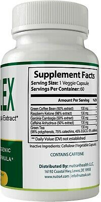 Keto Flex Weight Loss Pills Diet Capsules with Garcinia Cambogia, Weightloss ... 1