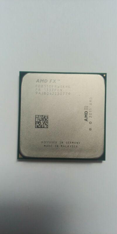 AMD FX-8350 4.0GHz Octa-Core AM3 Processor