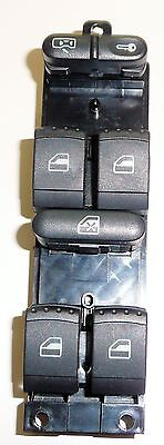 1999 – 2005 VW Jetta Golf Passat Master Power Window Switch OEM 1J4 959 857 B
