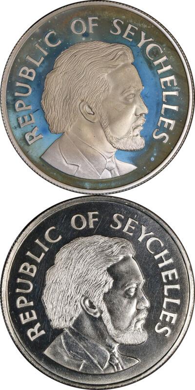 Seychelles 1977 25 Rupees Queen