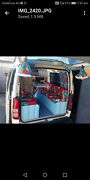 2006 toyota hiace refurbished camper ready to go Belmore Canterbury Area Preview