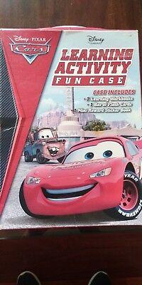 - Disney Cars Learning Activity Fun Case