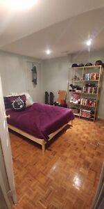 TWO BED SPECIOUS WALK OUT BASEMENT APARTMENT