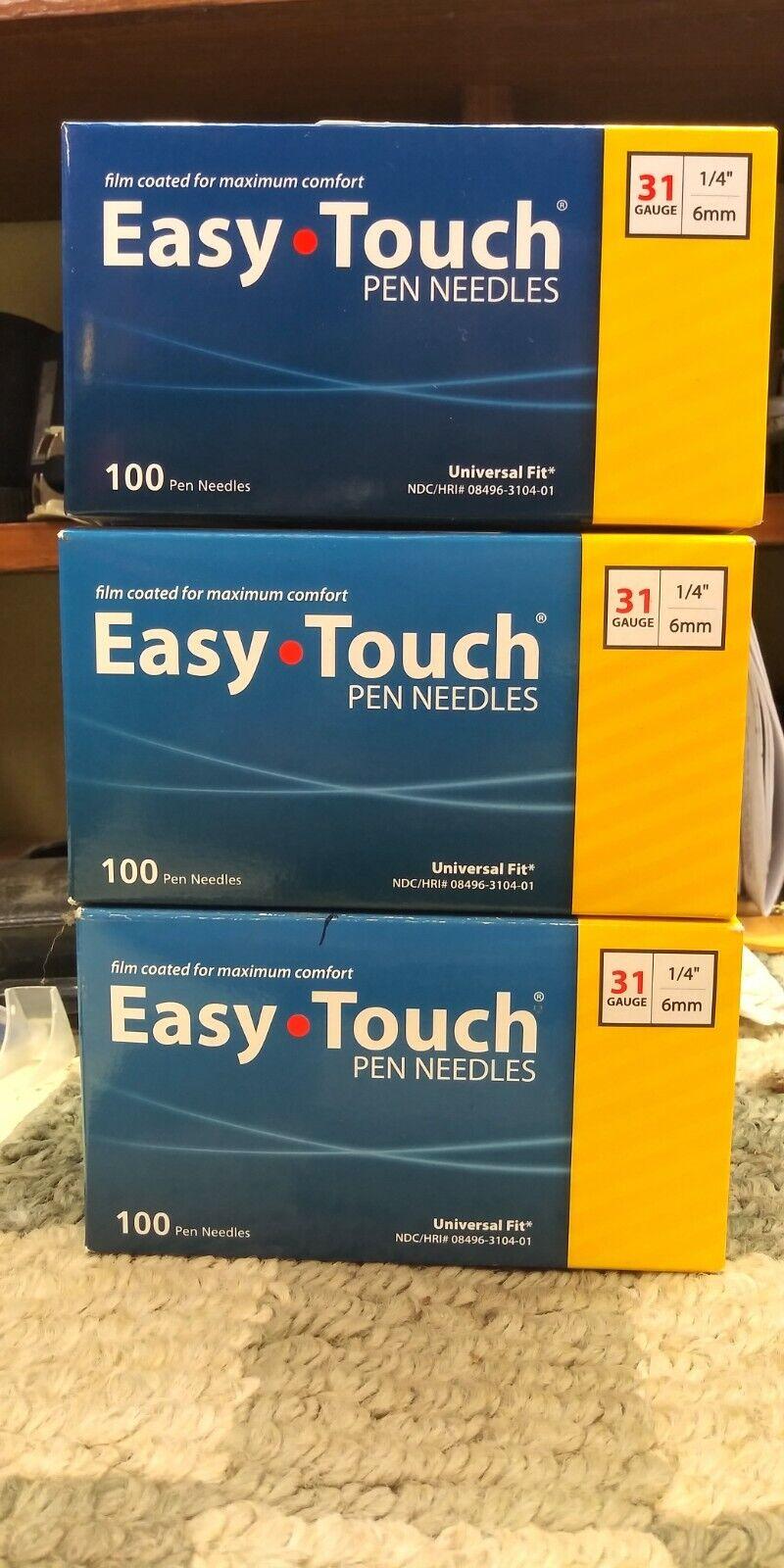 pen needles 31 gauge 1 4 6mm