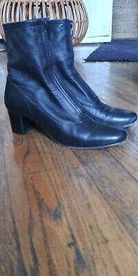 By Far Boots Neva Black Ankle Size 36