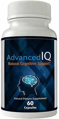 Advanced Iq Brain Enhancement - Advanced IQ Plus Brain Supplement - Advanced ...