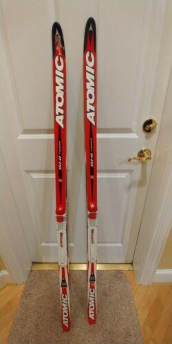 Atomic Ski Tiger Classic Nordi XC Ski Size 150cm w/ Free One Way Poles!!