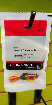 Radioshack 276-0011 Red Led Assembly