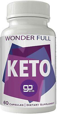 Wonder Full Keto Weight Loss Pills with Advanced Wonderfull Natural BHB Salts