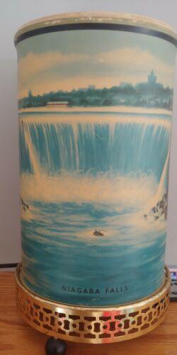 Econolite Motion Lamp Niagara Falls 1955--Works Well!