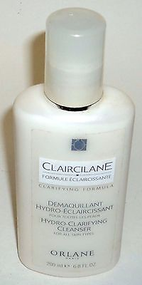 Hydro Clarifying Cleanser - CLAIRCILANE Clarifying Formula Hydro-Clarifying Cleanser For All Skin Types