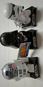 STAR WARS LOLLY DISPENSERS NWT