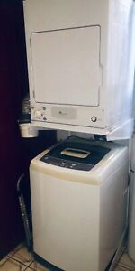 MINT GE apartment washer dryer COMBO  ..,canDeliver