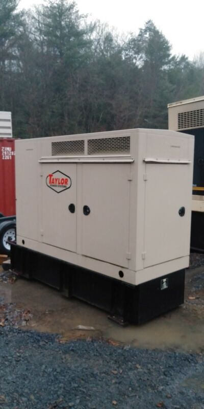 KatoLight Taylor Deere 25 kw diesel generator. 4024T Never installed. PA