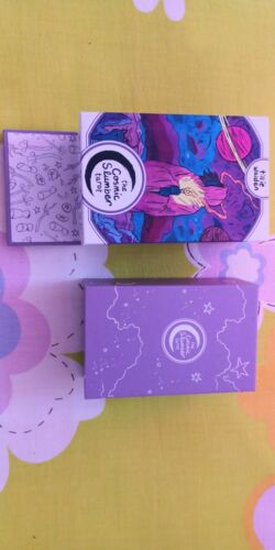 New Without Wrapper The Cosmic Slumber Tarot Deck Cards Booklet Box Set - $24.95