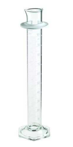 Pyrex Graduated Cylinder, Single Scale, Starter Pack, 5 per case, #FL1030