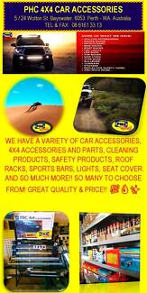 LIMITED STOCK THE CHEAPEST ROOF RACKS IN PERTH PHC 4x4 Bayswater Bayswater Area Preview