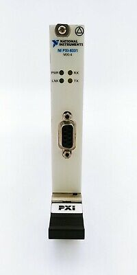 National Instruments Ni Pxi-8331 Mxi-4 Interface Card Remote Controller Module