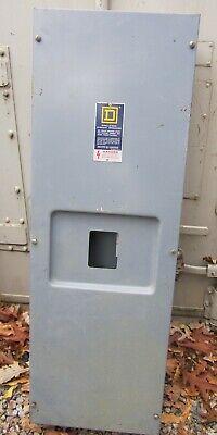 Square D N1 Circuit Breaker Enclosure Only For Lal Or Kal 400a 600v Breaker