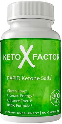 Keto X Factor Weight Loss Supplement - Weightloss Diet Pills Products Keto Tr...