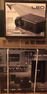 Home Theatre Package to TRADE for ATV