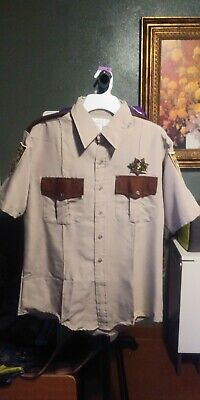 Halloween Cosplay Walking Dead Costume Sheriff Rick Grimes - Rick Halloween Kostüm