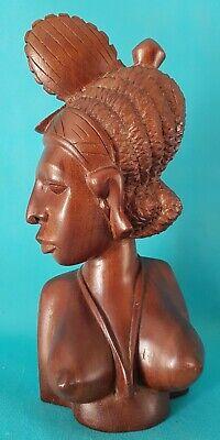 Sculpture Wooden Africa